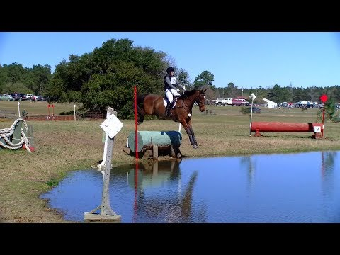"Lindsay Poole  ""Celtic Forte""  Sporting Days Horse Trials (PR) 3-3-2018"