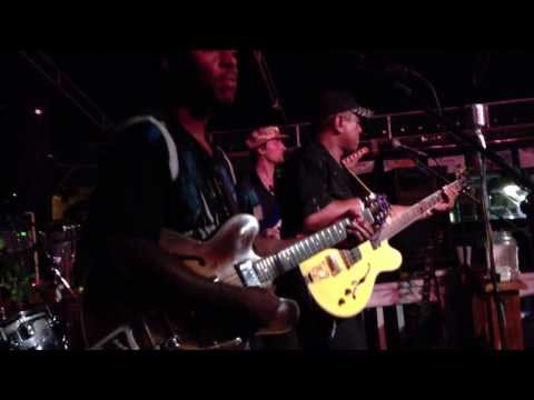 Biscuit Miller & The Mix- Hogs Breath, Key West, 8/27/13-Stay in the House Blues