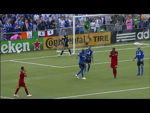 Bacardi Match Highlights: TOR vs. MTL: Leg 1 - November 22, 2016