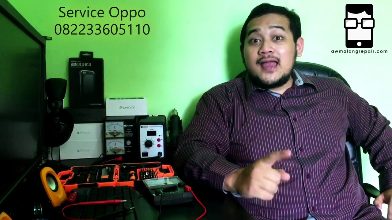 Jasa Service Servis Hp Oppo Malang Murah Youtube