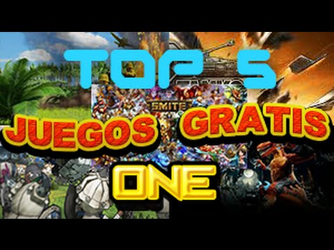 Top 5 Juegos Gratis Para Xbox One Youtube