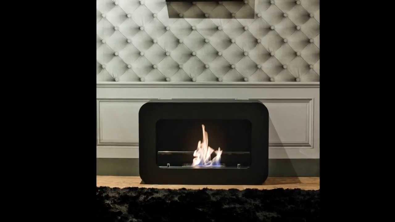 serenity bio ethanol fireplace youtube
