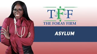The Foray Firm Video - Asylum | The Foray Firm
