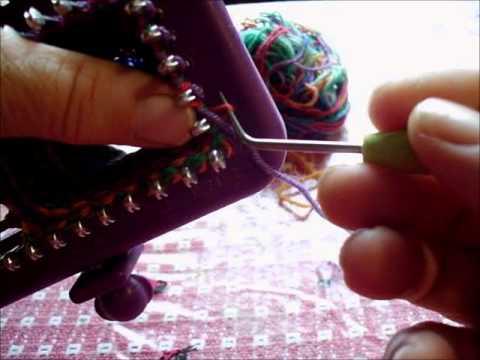 Loom Knitters Sockumentaries Fine Gauge Sock Looms Youtube