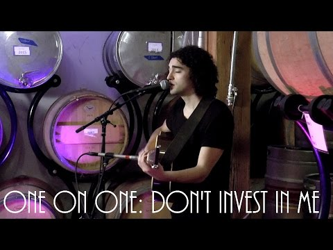 ONE ON ONE: Adam Melchor - Don't Invest In Me March 2nd, 2017 City Winery New York