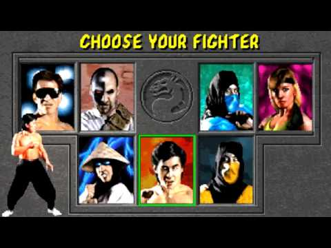 Judgement Mortal Kombat