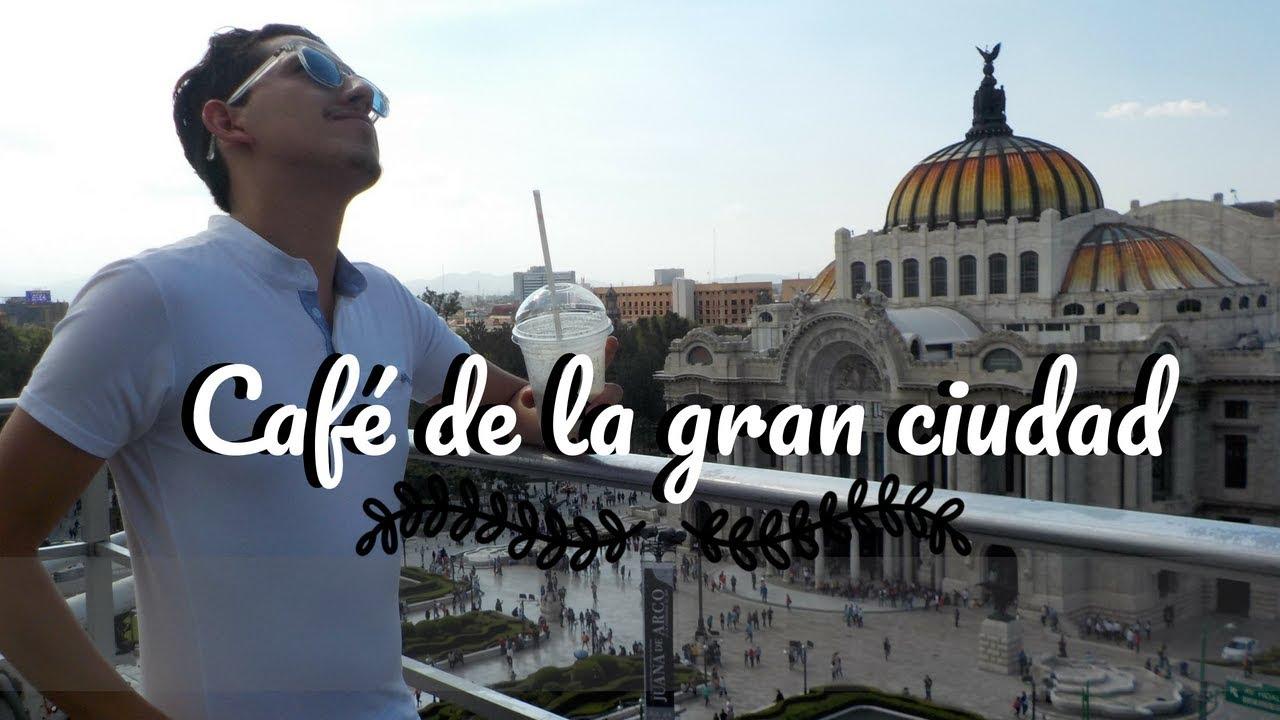 Café De La Gran Ciudad Torre Latinoamericana