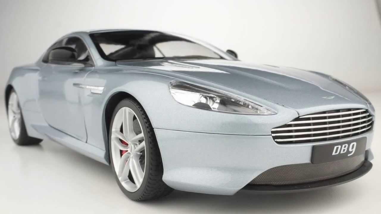 Welly Aston Martin Db9 Youtube