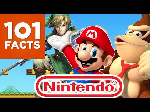 101 Facts About Nintendo