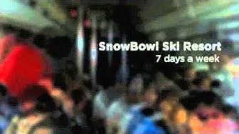 Snowboarding and Skiing trips to Snowbowl near Glendale - Snow Resort Trips Phoenix