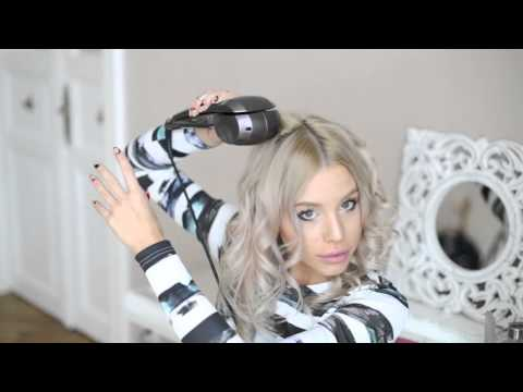 Curly Hair Tutorial With BaByliss Curl Secret