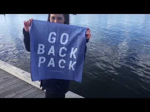 Annika's #GOBACKPACK adventure in Melbourne l JACK WOLFSKIN