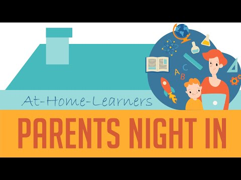 At-Home Learners Parents Night In