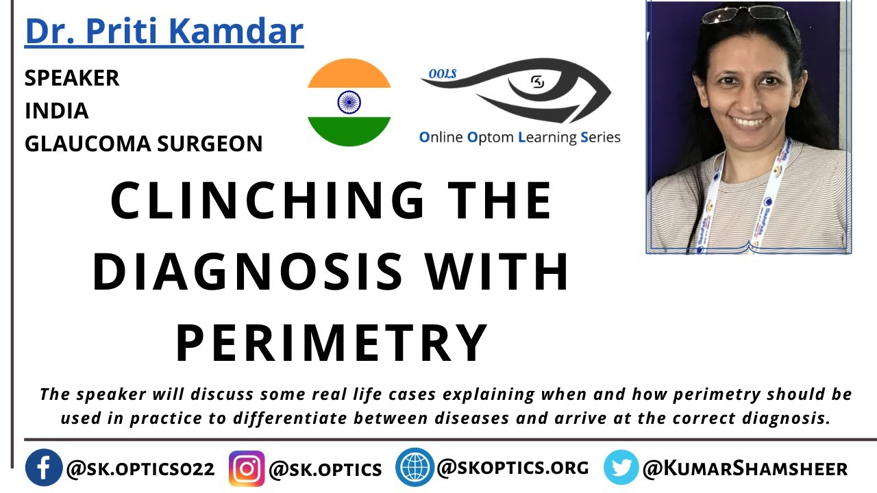 Clinching the Diagnosis with Perimetry | OOLS |