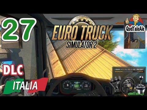 PERICOLO PUBBLICO - Euro Truck Simulator 2 - Gameplay ITA - T300 + TH8A - #27