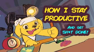 How I stay Productive