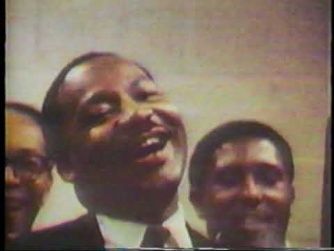 Martin Luther King, Junior's Last Birthday Celebration - A Flashback