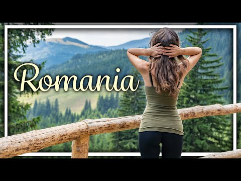 LOST In The Carpathian Mountains - Budget Travel Vlog