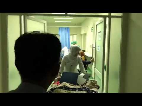 Inalillahi Jupe Wafat, Inilah Video Detik-detik Jupe masuk Ruang Operasi