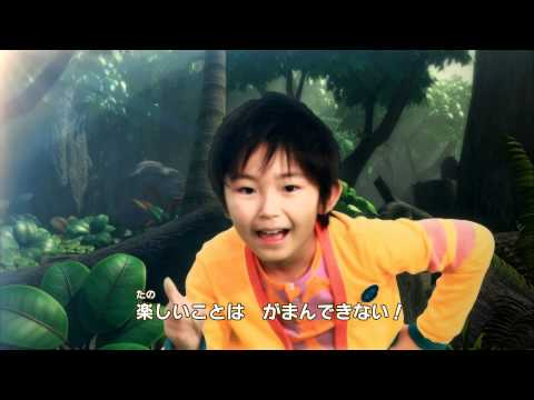アニメ 「GON」オープニング ダンスバージョン「GON GON GON~小さな王様」