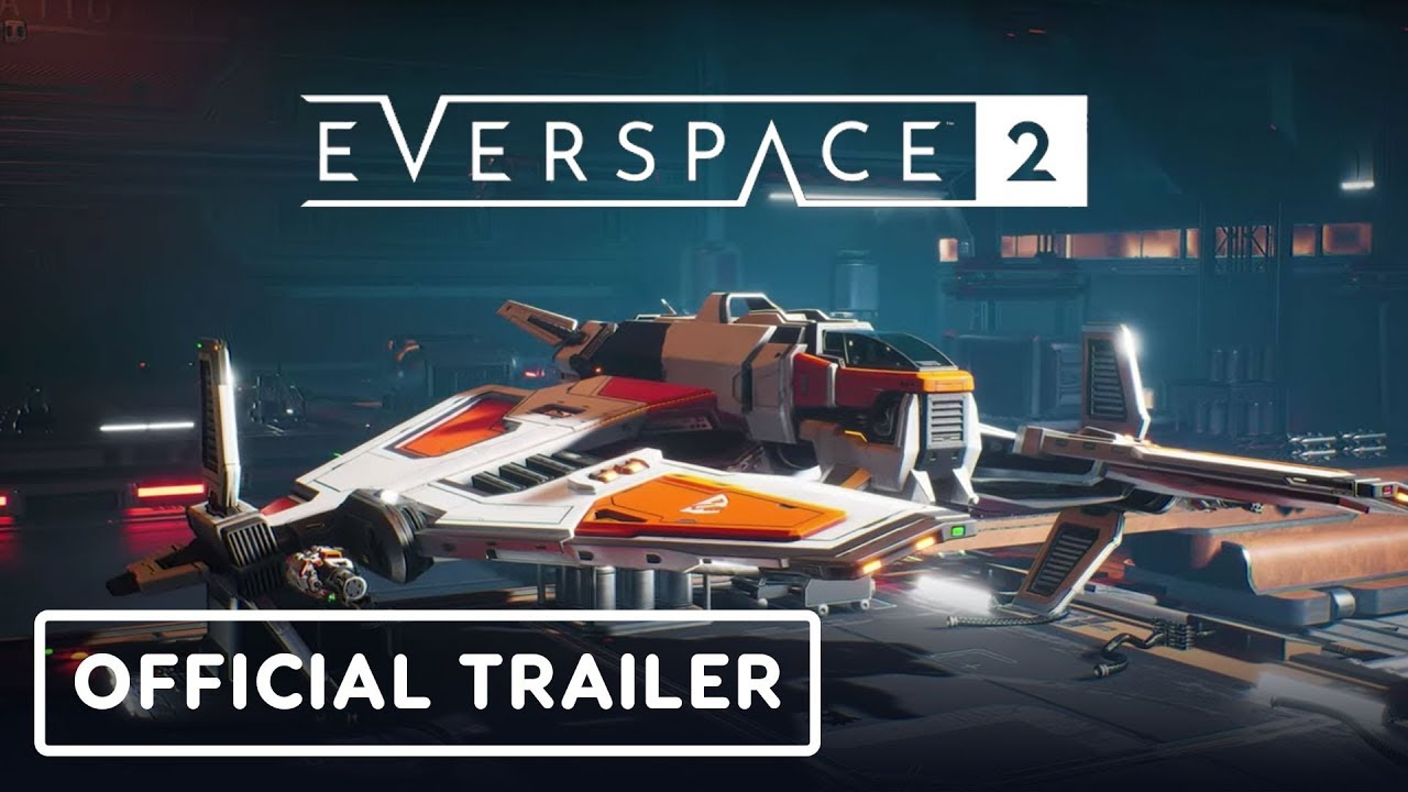 Everspace 2 Offizieller Trailer - Gamescom 2019 + video