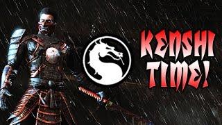 IT'S KENSHI TIME: Kenshi Mortal Kombat X - Online Ranked