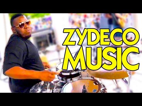 CAJUN MUSIC in LOUISIANA - Zydeco Music 2016 - Things To Do in Louisiana - [Lafayette, LA]