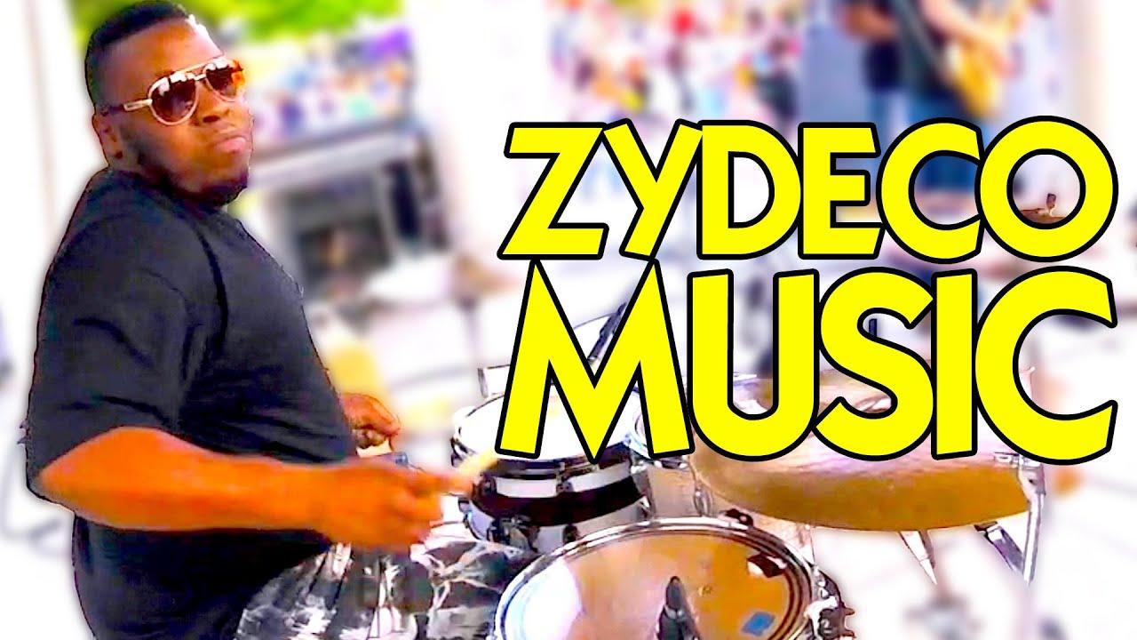 CAJUN MUSIC in LOUISIANA - Zydeco Music 2016 - Things To ...