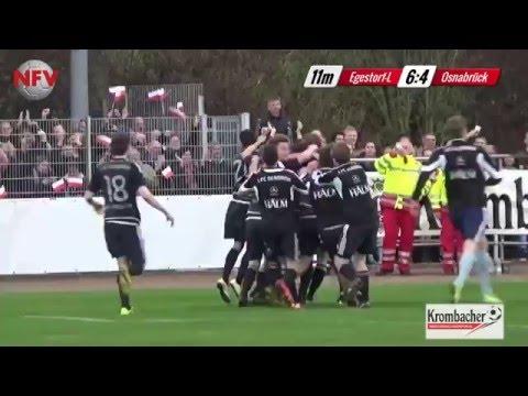1.FC Germania Egestorf-Langreder vs. VfL Osnabrück 6:4 n.E. (1:1)