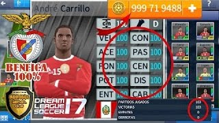 HACK DE dream legue  soccer equipo BENFICA