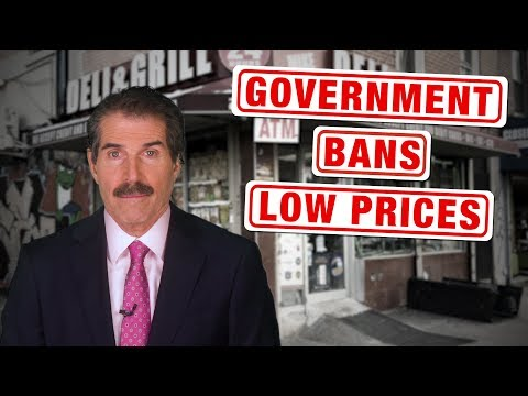 Stossel: NY Strangles Small Business