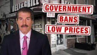 Stossel: NY Strangles Small Business