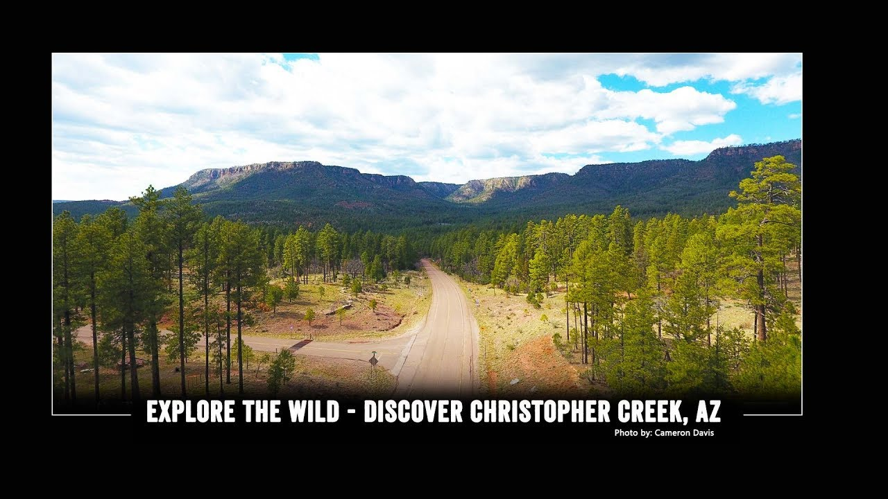 Christopher Creek Arizona