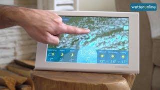 Unboxing: Neuartige WLAN-Wetterstation von WetterOnline