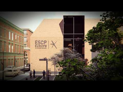 Architectural Animation | ESCP Business School - Turin (prod. MALO)