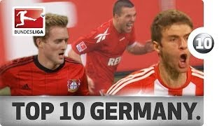 Top 10 Goals - Germany
