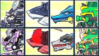 Dino Robot Infinity: SEA | Eftsei Gaming