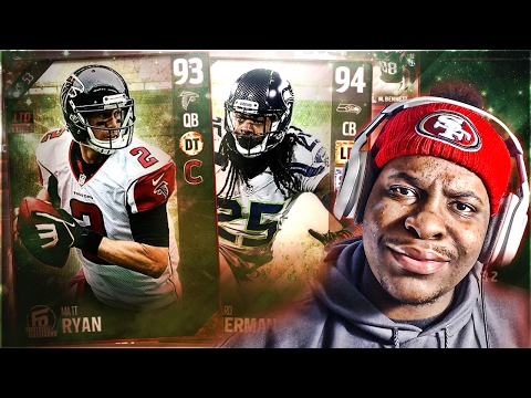 ALL FOOTBALL OUTSIDERS THEMED SQUAD TEAM BUILDER! MADDEN 17 ULTIMATE TEAM