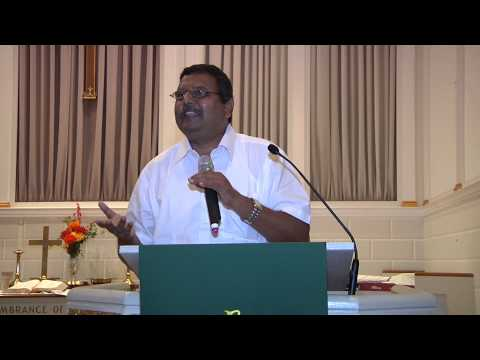 'The Power Of God' - Bro. Bhogi Santha Rao's Message At UECF