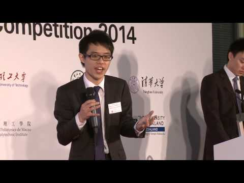 HSBC Asia Pacific Business Case Competition 2014   Round 4   The University of Hong Kong