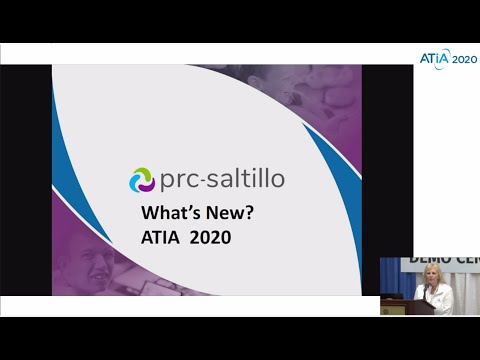What's New With PRC-Saltillo