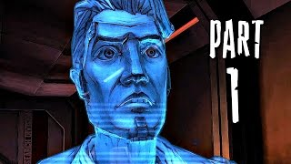 Tales from the Borderlands: Episode 2 - Part 1 (Atlas Mugged / Handsome Jack / Retinal Scanner)