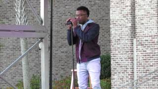 Burnell Taylor sings