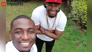 MPASHO TV: Redsan beating up his producer Sappy