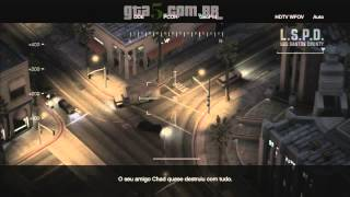 Missão - Vigilância Aérea - GTA V