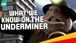Everything We Know About The Underminer BEFORE The Incredibles 2!: Discovering Disney