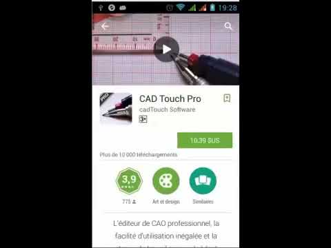 Cad Touch Pro Best Android 2017