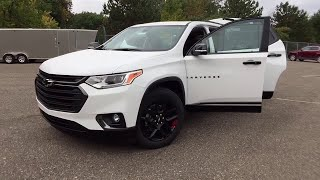 2018 Chevrolet Traverse Lake Orion, Rochester, Oxford, Auburn Hills, Clarkston, MI 131418