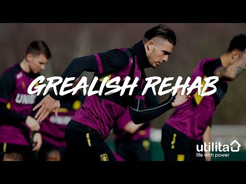 Jack Grealish Rehab: My Journey Back To Fitness