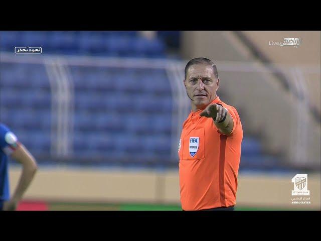 ملخص مباراة الاتحاد × الفتح كأس الأمير محمد بن سلمان الجولة 28 تعليق مشاري القرني
